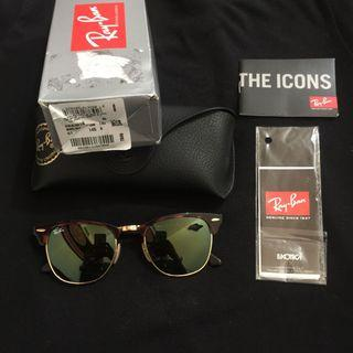 Rayban Clubmaster made in italy