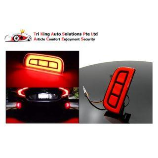Honda Civic 10th 2016 Rear Bumper Reflector LED Light