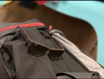 Authentic Rayban Wayfarer Sunglasses