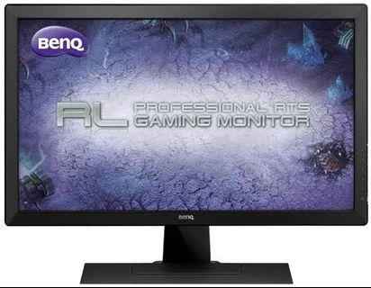Pro Gaming Monitor BENQ RL2455HM