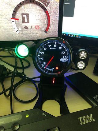 PC tachometer rpm SIM racing gauge