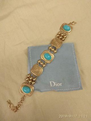 Christine Dior bracelets