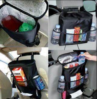 Car Backseat Multifunction Organizer