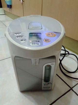 【國際牌】3L真空節能保溫熱水瓶(NC-HU301P)