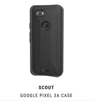 Uag Scout Series for Google Pixel 3a