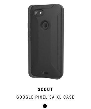Uag Scout Series for Google Pixel 3a XL.