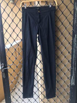 H&m skinny highwaist panta