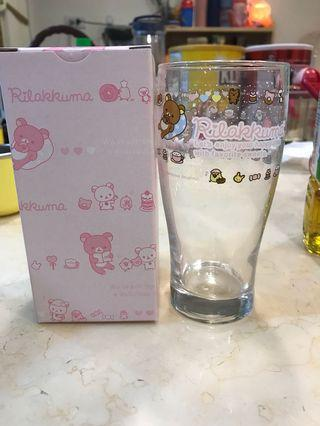 Rilakkuma 拉拉熊 玻璃杯