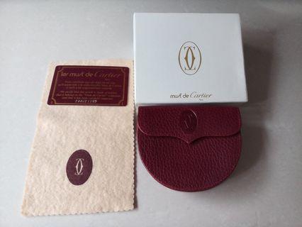 Cartier零錢包