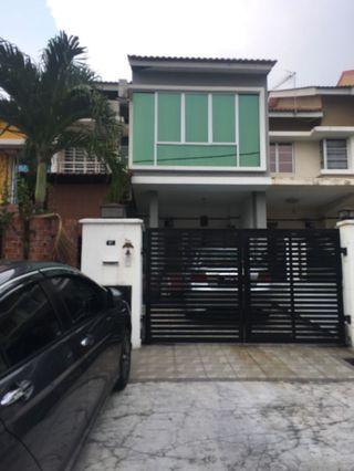 Saujana Utama Greenwood Double Storey for Sale
