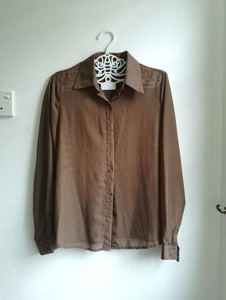 (NEW) Button Up Shirt
