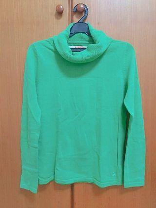 【銅板價出清】a la sha綠色毛衣