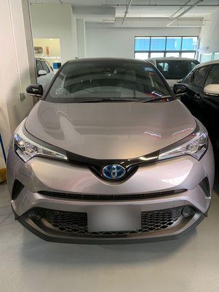 Toyota CHR Hybrid S 1.8