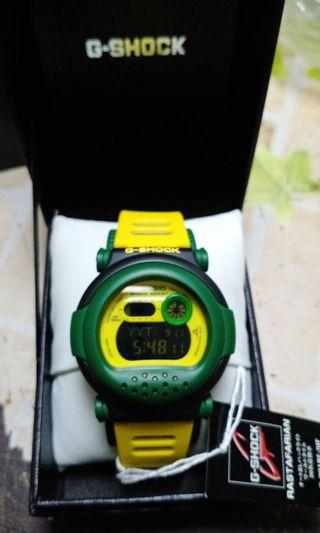 G SHOCK JASON RARE (NOS) JAPAN SET