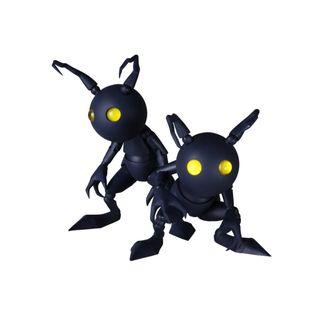 PRE-ORDER Square Enix - Kingdom Hearts II Bring Arts - Shadow Set