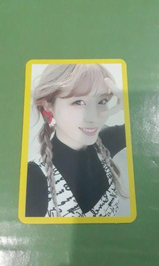 Twice Momo Twicecoaster lane 2 official pc