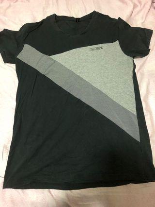 L-LSBAO JEANS T-shirt 黑