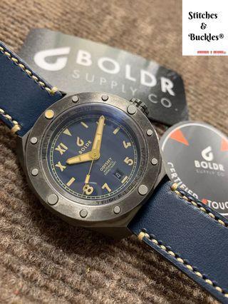 Boldr Odyssey Cali Navy Blue ( Aged Steel)