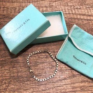 二手正品 Tiffany & Co. 蒂芬尼 威尼斯手鍊
