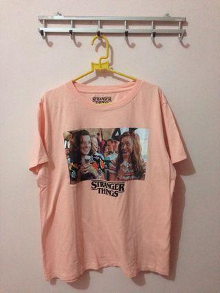 Stranger Things / Pull and Bear T-Shirt