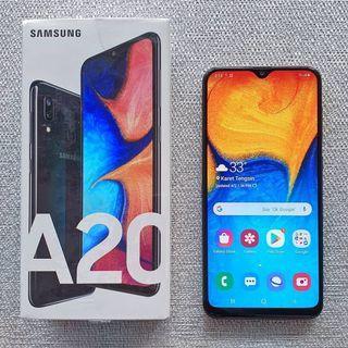 Samsung Galaxy A20 Bisa Cicilan 0%