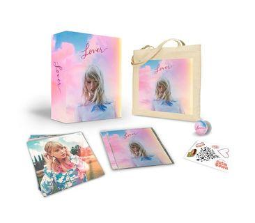 Taylor swift love Box set