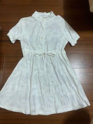 純棉氣質洋裝