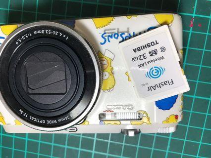 Casio EX-Zr1500二手