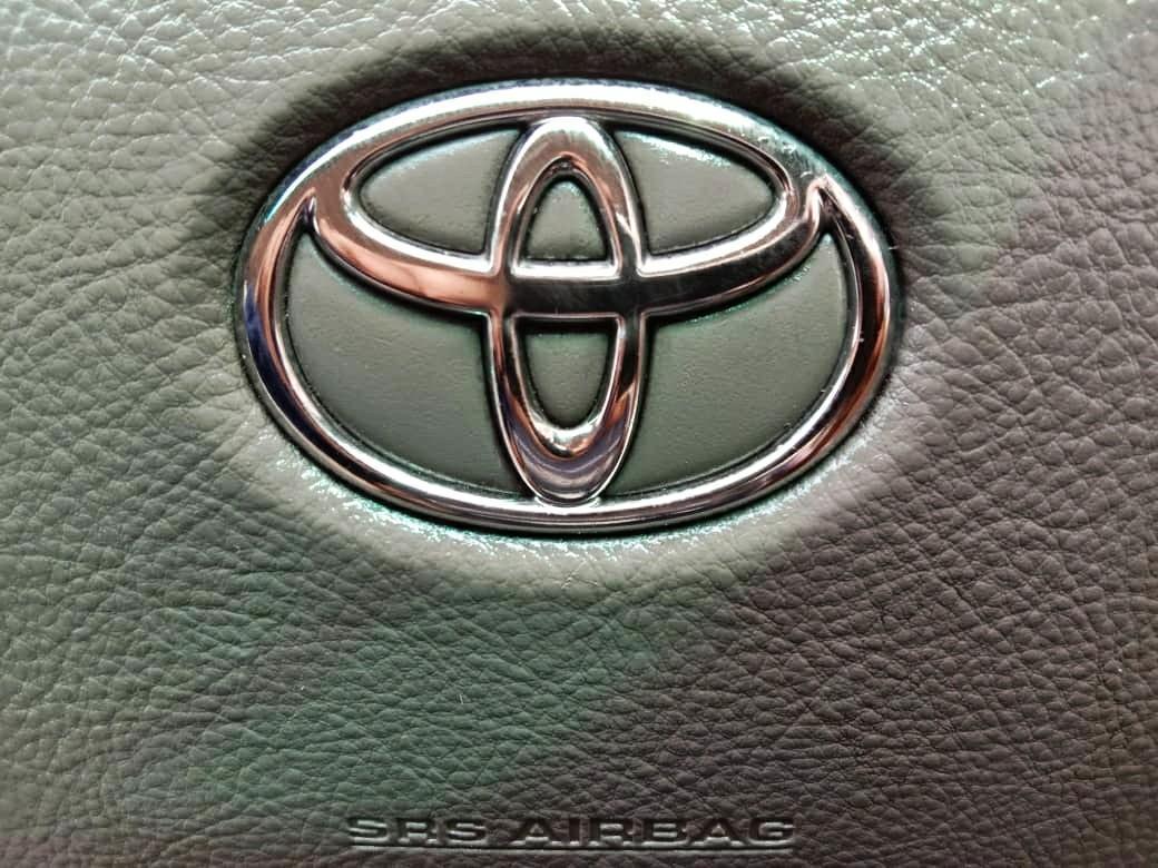 2008 Toyota AVANZA G SPEC 1.5 (A) LOAN KEDAI KERETA DEP 2990