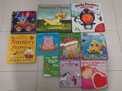 Preloved bundle Children Books