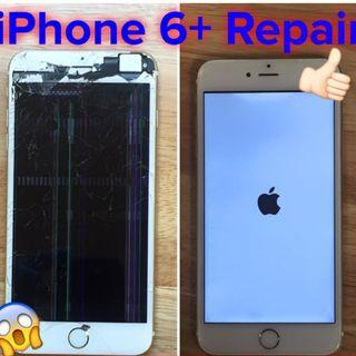 Damaged your iPhone?Call us today! @ 9025 2185