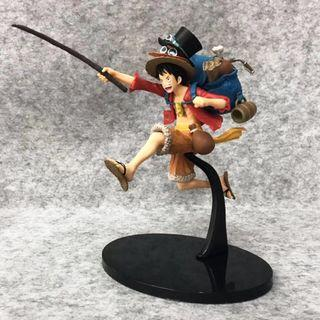 Monkey D Luffy Mania Produce