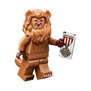 Lego Minifigure Series The Cowardly Lion