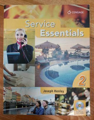 Service Essential (Joseph Henley) 英文書