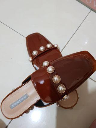 Bow bow shoes murah
