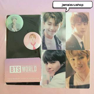 [LOOSE] BTS WORLD OST LIMITED EDITION PACKAGE