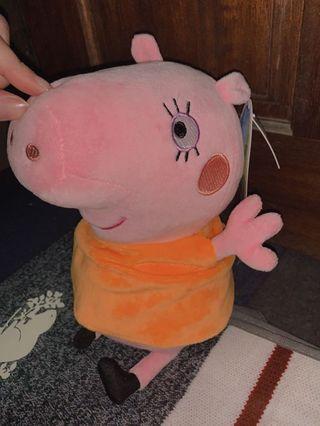 單隻佩佩豬