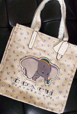 BN Coach Disney Tote Bag
