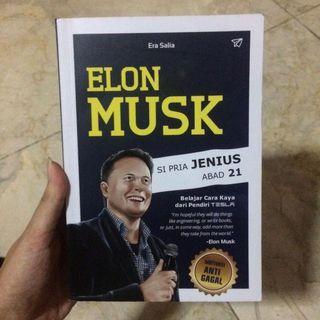 Elon Musk (non fiksi)