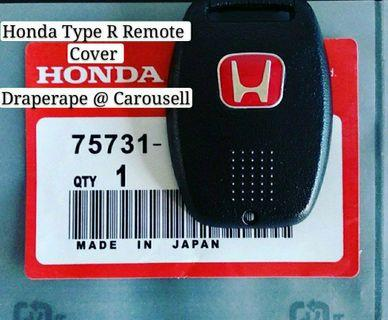 Honda Replacement Remote Key Cover