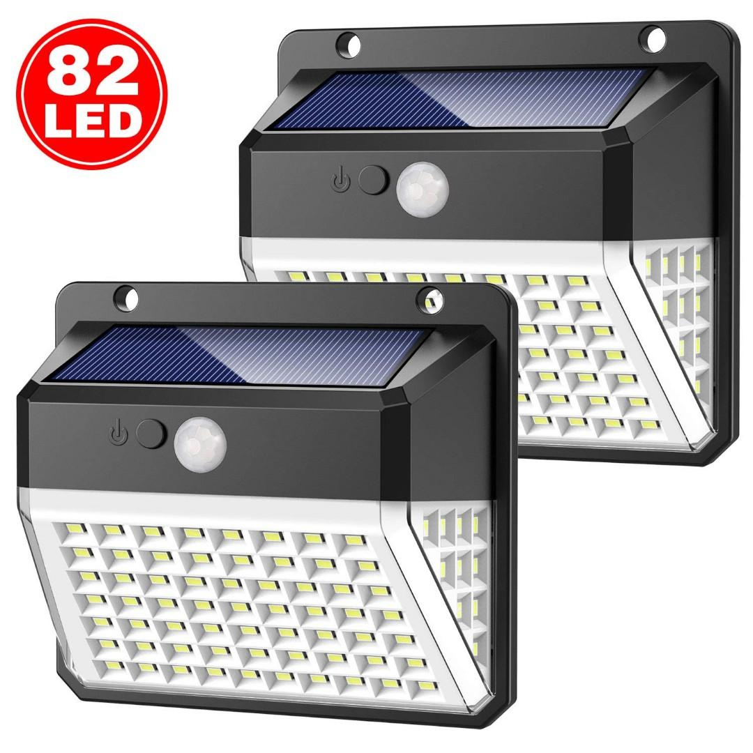 Led Solar Security Lights Motion Sensor
