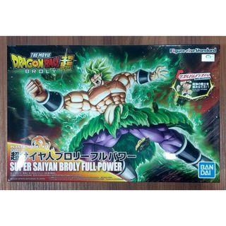 萬代 BANDAI 七龍珠超 Figure-rise Standard Super Saiyan Broly Full Power 超級賽亞人 布羅利 全力形態