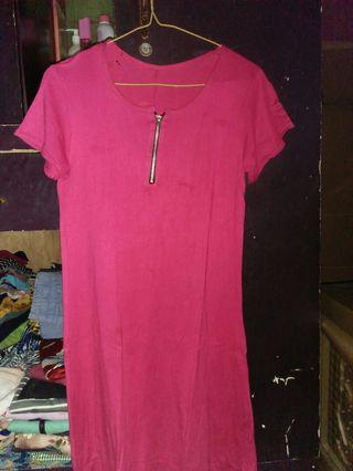 Dress merah fanta