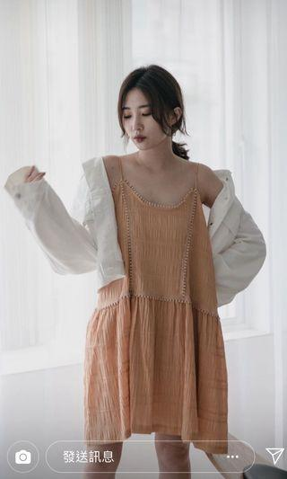 G_morning正韓小滾邊洋裝