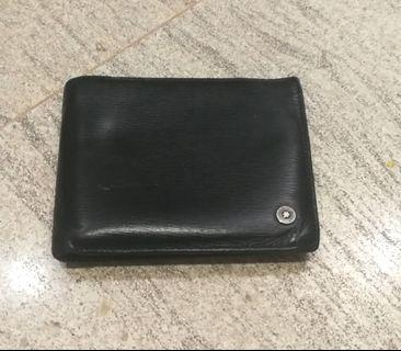 Authentic MONT BLANC wallet