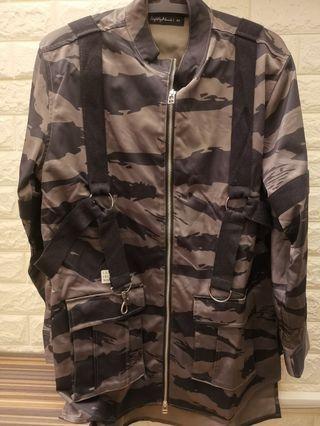 空軍風秋冬外套