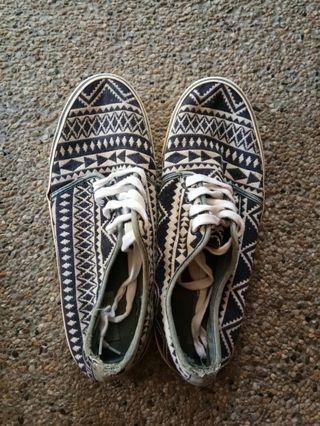 Bershka Aztec Shoes