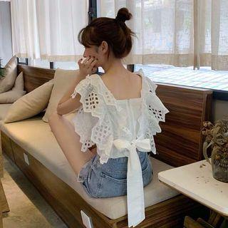 Elegance lace  top