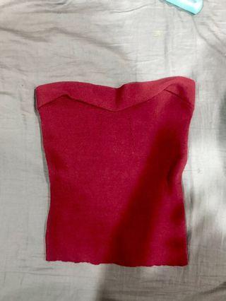 🆕針織平口上衣
