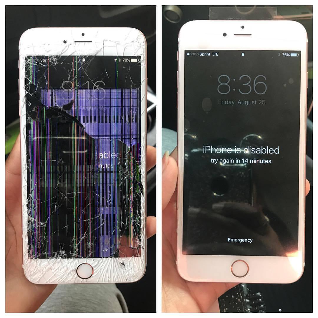 24/7 iPhone lcd repair 15min iPhone repair 9025 2185